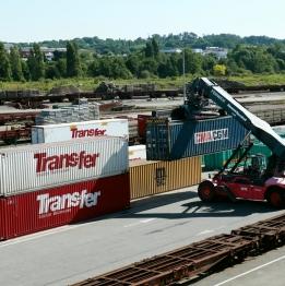 Tranport ferroviaire