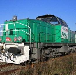 Demande de transport ferroviaire